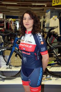 Léa Belloc ( GS ) 1
