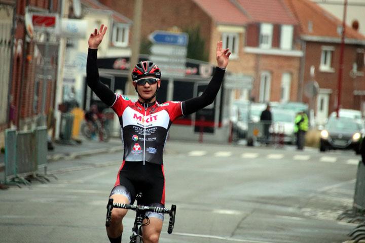 21ème Prix cycliste UFOLEP du Printemps à Orchies ( 1ère, 3ème cat et cadets )