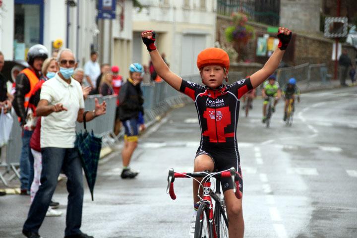 Grand Prix cycliste UFOLEP de Ferrière la Grande ( Ecoles de cyclisme )