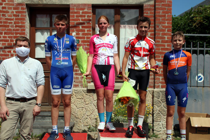 Grand Prix cycliste FFC de Gommegnies ( Ecoles de vélo )
