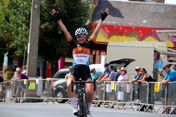 Grand Prix cycliste FFC de Gommegnies ( Minimes – Féminines ( Min et Cad )