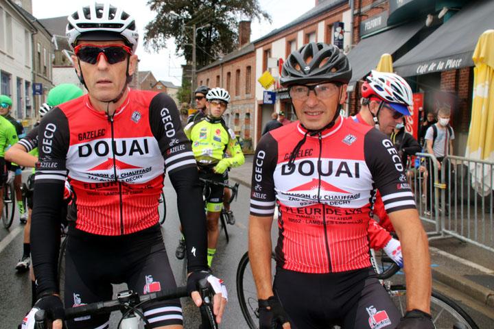Présentation du Grand Prix cycliste UFOLEP de Douai