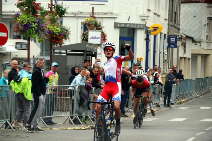 Grand Prix cycliste UFOLEP de Ferrière la Grande ( 1ère, 3ème cat et cadets )