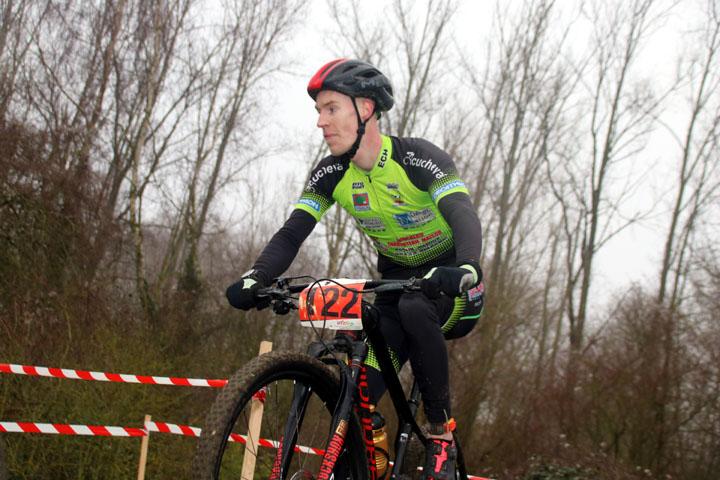 Rencontre avec Sébastien Loncke ( Team VTT St Amand )