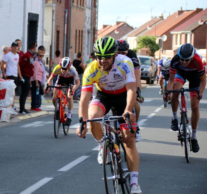 Grand Prix cycliste UFOLEP de Lieu St Amand ( 1ère, 3ème cat et cadets )