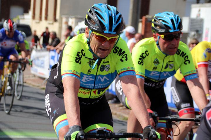 Présentation du 1er Critérium cycliste UFOLEP de Saulzoir