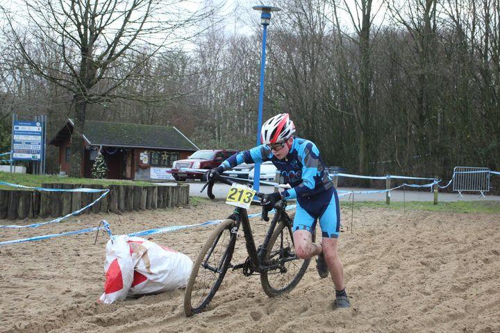 Présentation du Cyclo cross VTT UFOLEP d'Halluin