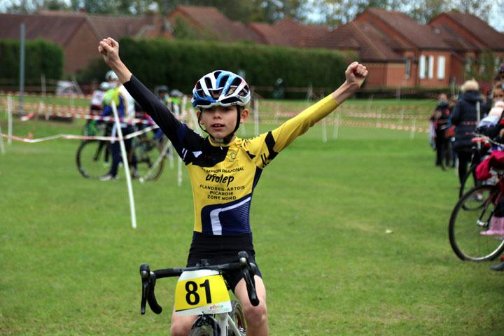 Cyclo cross VTT UFOLEP d'Orchies ( Ecoles de cyclisme )