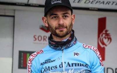 Rencontre avec Dylan Kowalski ( Xelliss Roubaix Lille Métropole Pro Cycling Team )