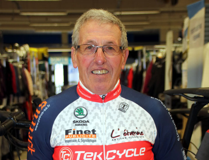Rencontre avec Gérard Tribou ( Président AC Amiénoise )