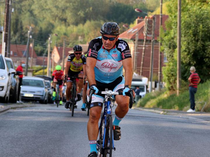 Présentation du Grand Prix cycliste UFOLEP de Jolimetz