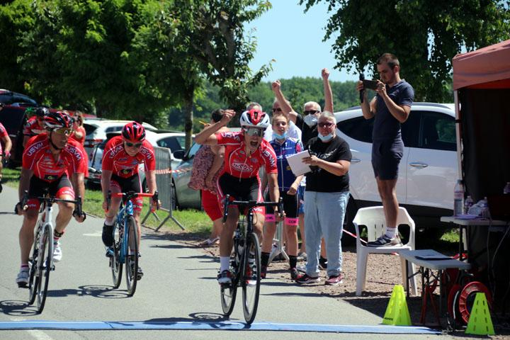 Grand Prix cycliste FSGT de Maresches ( cadets – 4ème cat )