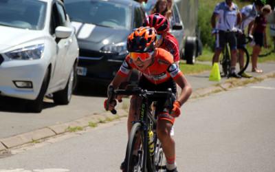 Grand Prix cycliste FSGT de Maresches ( Ecole de vélo )