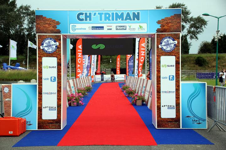 Chtriman 2021 à Gravelines