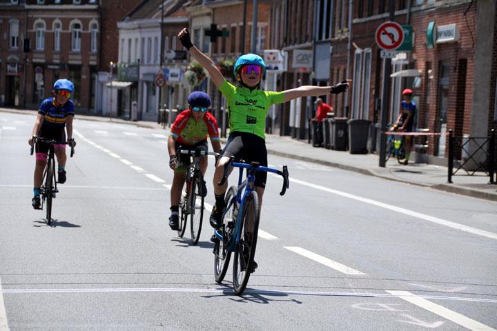 14ème Grand Prix cycliste UFOLEP de St André ( Ecoles de cyclisme )