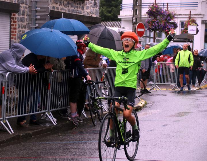 Grand Prix cycliste UFOLEP de Ferrières la Grande ( Ecoles de cyclisme )