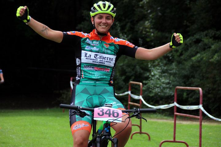 Championnat du Nord VTT UFOLEP de Solesmes ( Minimes, Cadets, Féminines et Tandem )