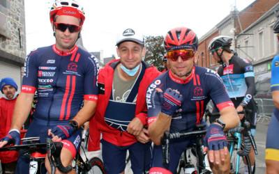 Présentation du Grand Prix cycliste UFOLEP de Ferrière la Grande