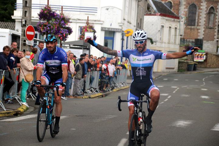 Grand Prix cycliste UFOLEP de Ferrières la Grande ( 1ère, 3ème cat, cadets et Benjamins )