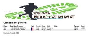Classement14 Km ( 4 )