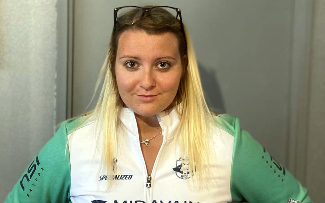 Rencontre avec Manon Mambourg ( Team ACB )