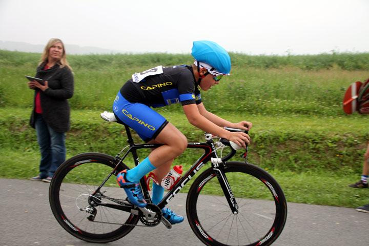 Championnat départemental Nord UFOLEP à Féchain ( Ecoles de cyclisme )