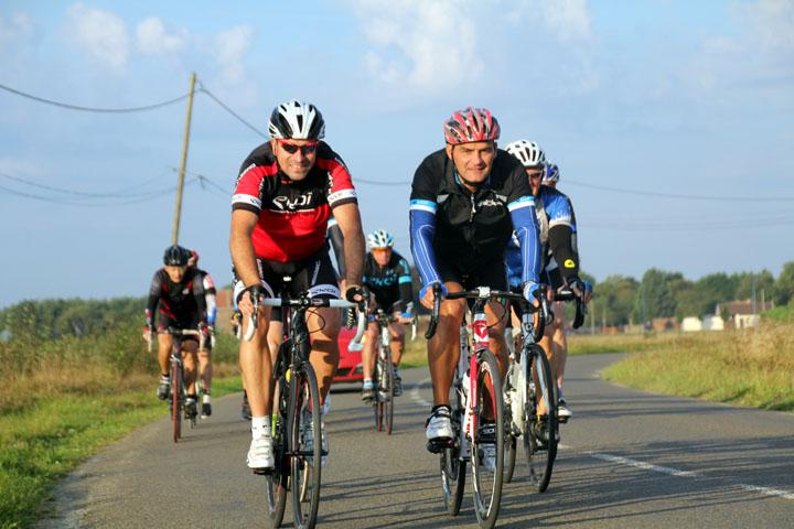 38ème Ronde de la ducasse Brevet Maurice Bouchar à Flines lez Raches
