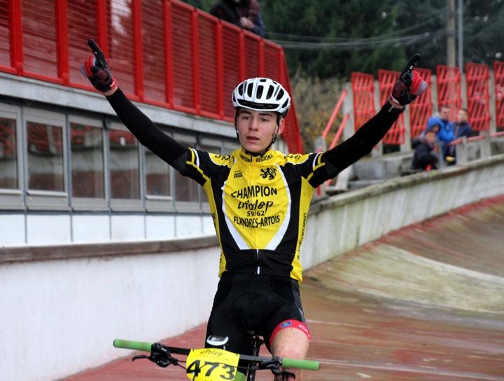 11ème Cyclo cross VTT UFOLEP de Bruay la Buissière ( Minimes et cadets )