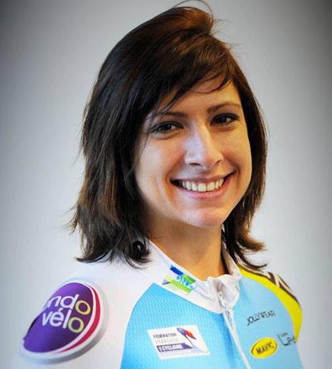 Rencontre avec Elodie Dusart ( Team ECFTR )