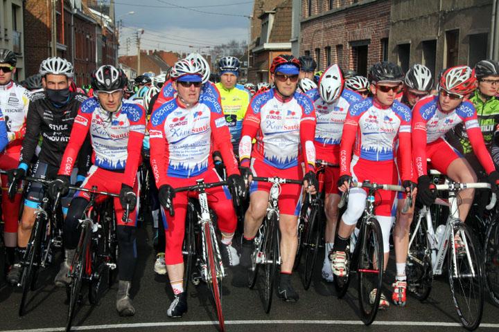 Présentation du 18ème Prix cycliste UFOLEP d'Orchies