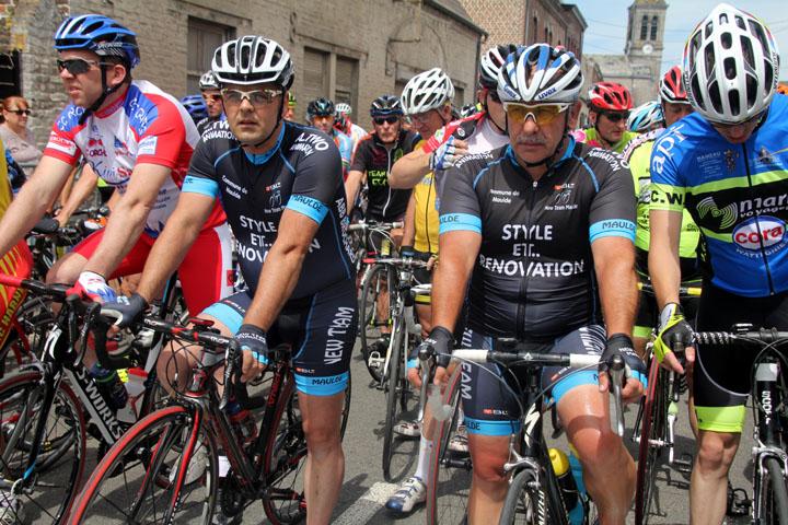 Présentation du 11ème Grand Prix cycliste UFOLEP de Maulde