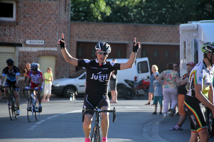 Critérium cycliste UFOLEP de Lieu St Amand ( 3ème et 4ème cat )