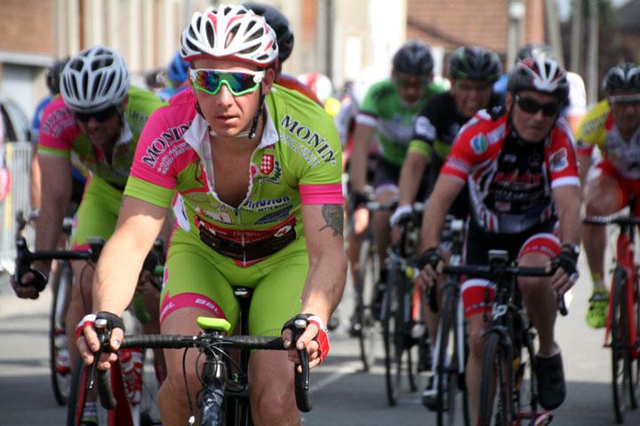Présentation du 3ème Grand Prix cycliste  UFOLEP de la Bayonne à Hergnies