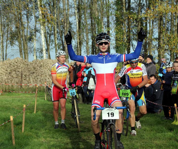 Cyclo cross VTT UFOLEP de Marly (  1ère, 2ème et 3ème cat )