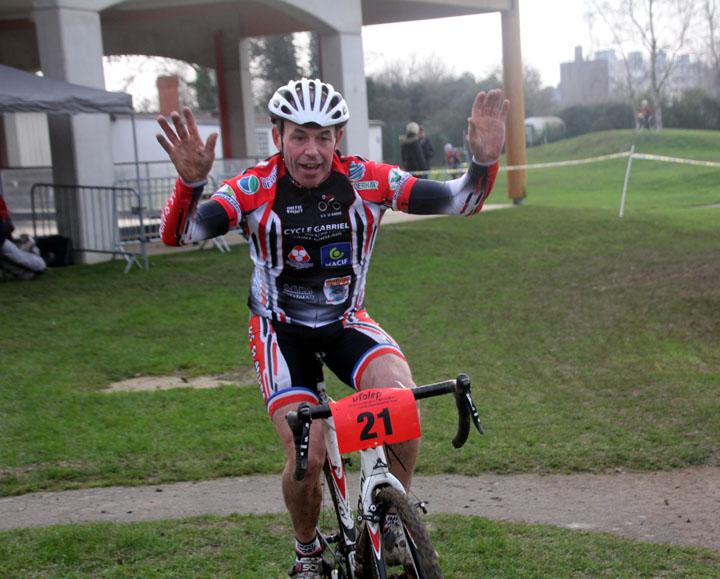 Championnat régional Cyclo cross UFOLEP ( Vétérans A, B et C )