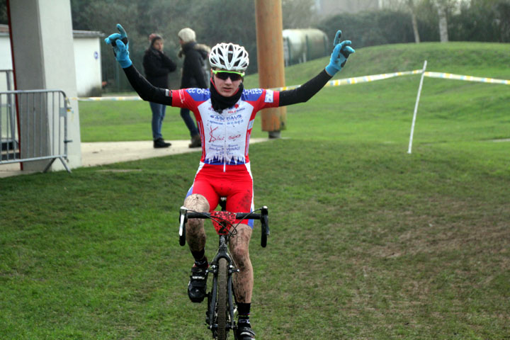 Championnat régional Cyclo cross UFOLEP ( Minimes, Cadets et Féminines )