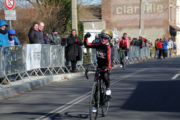 6ème Grand Prix cycliste UFOLEP de la Gaillette à Harnes ( Ecoles de cyclisme )