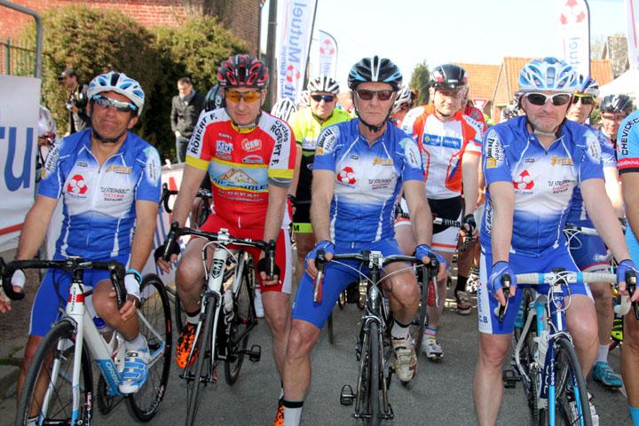 Présentation du Grand Prix cycliste UFOLEP de Beaulencourt