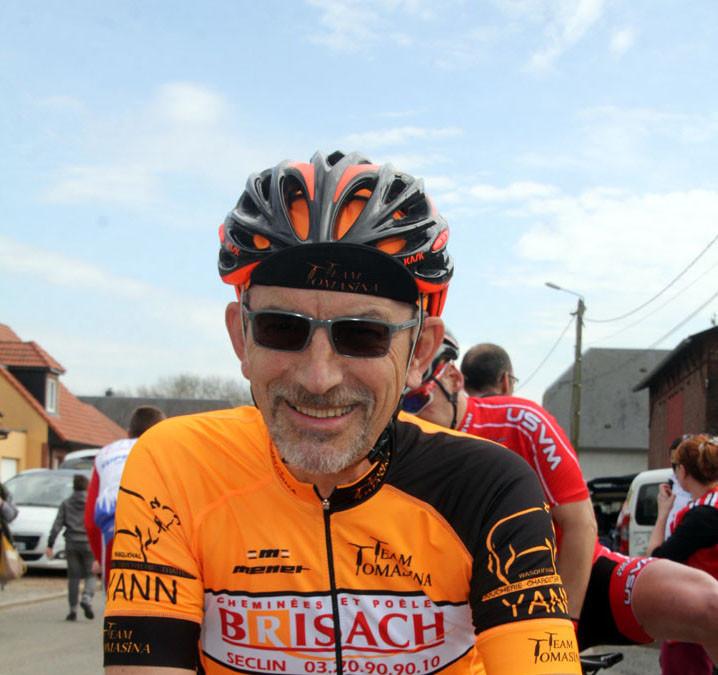 Rencontre avec Francis Dejaeghere ( Team Tomasina )