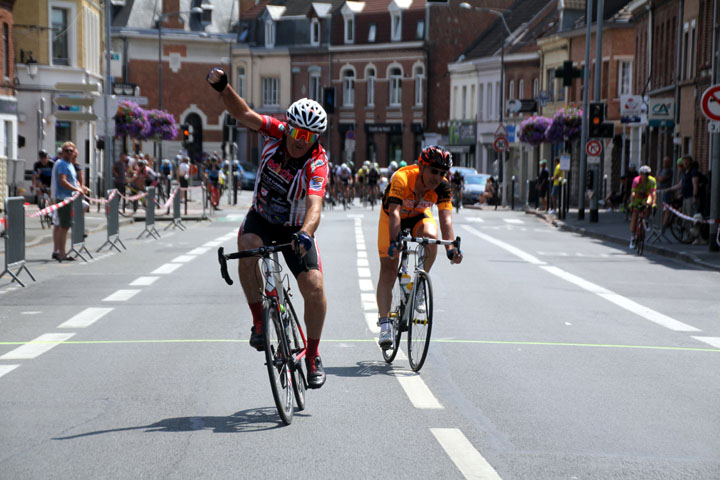 13ème Grand Prix cycliste UFOLEP de St André : ( 2ème cat, 4ème cat, Minimes )