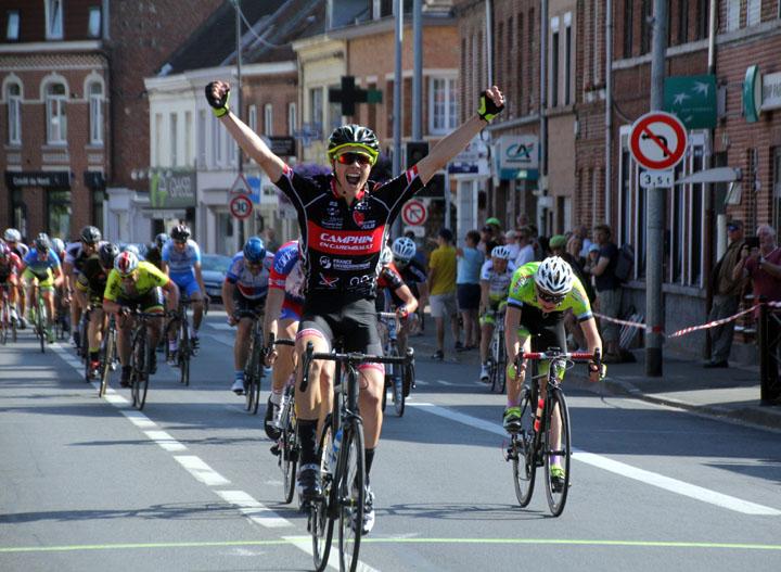 13ème Grand Prix cycliste UFOLEP de St André : ( 1ère, 3ème cat, cadets et féminines )