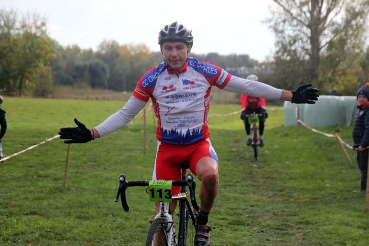 Cyclo cross UFOLEP de Marly ( 1ère, 2ème et 3ème cat )