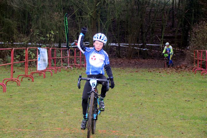 3ème Cyclo cross UFOLEP de Solesmes ( Ecoles de cyclisme )