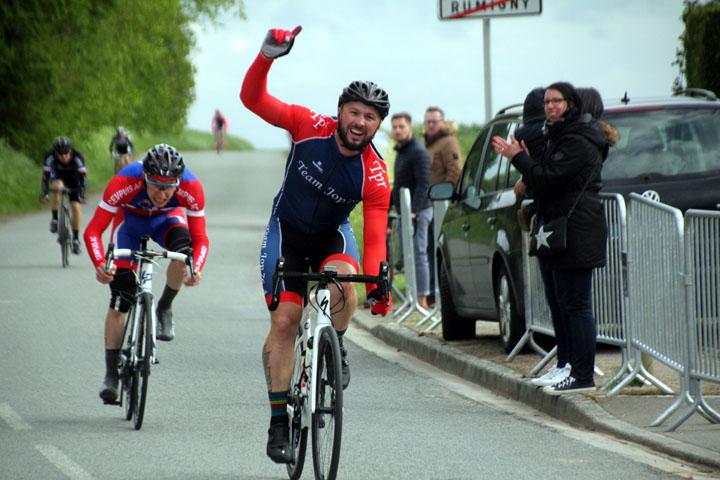 6ème Grand Prix cycliste UFOLEP de Rumigny ( 80 ) ( 1ère et 2ème catégorie )
