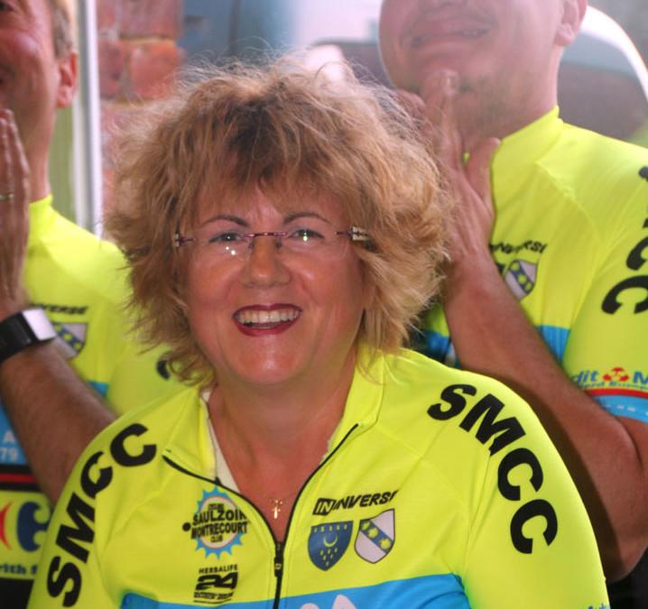 Rencontre avec Graziella François ( Team SMCC )