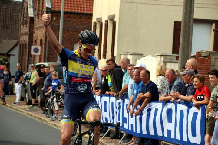 1er Grand Prix cycliste UFOLEP de Saulzoir ( 1ère, 3ème cat et cadets )