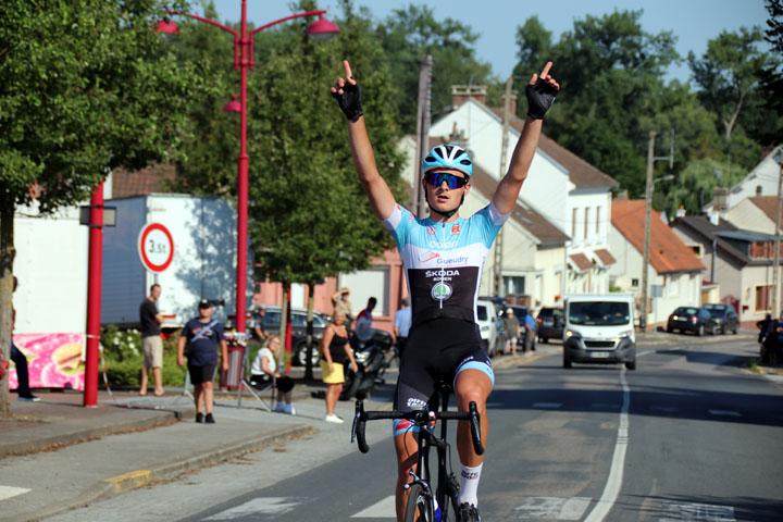 36ème Prix cycliste des artisans et des commerçants à Hangest sur Somme ( 2ème, 3ème cat, Juniors, Päss OPEN FFC )