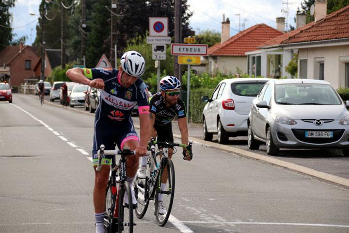 1er Grand Prix cycliste UFOLEP de Boué ( 1ère , 2ème cat )