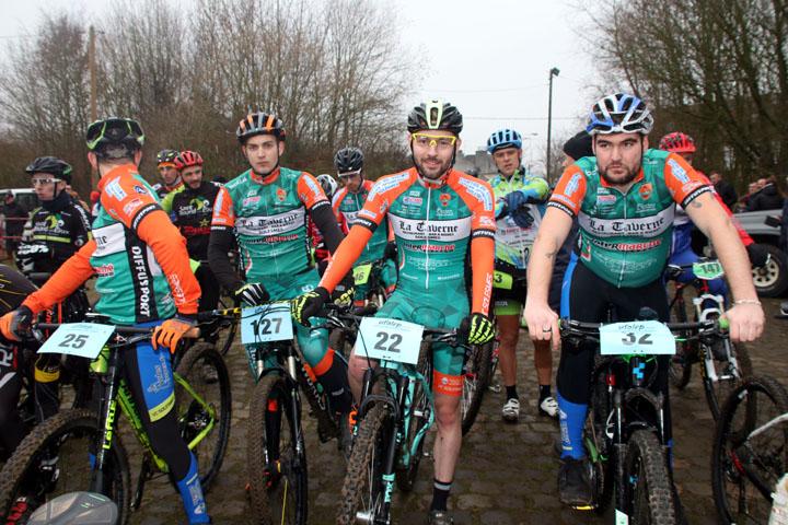 Présentation du Championnat départemental Nord Cyclo cross UFOLEP à Solesmes