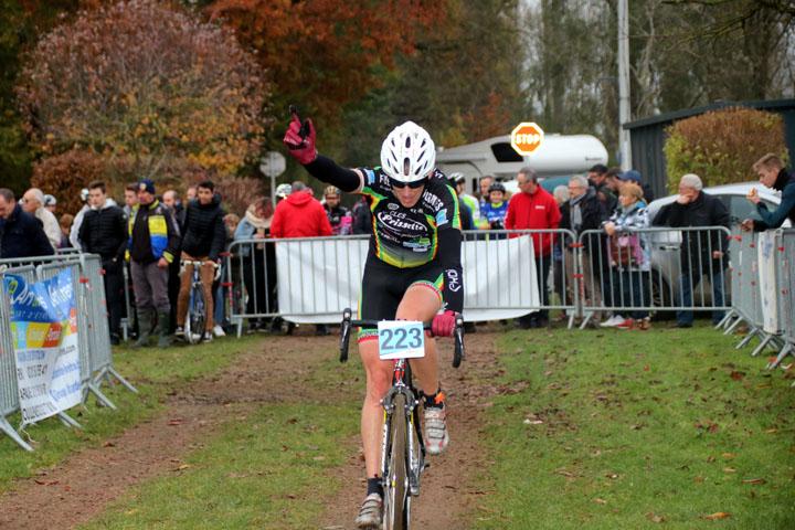 Cyclo cross VTT UFOLEP d'Agny ( 1ère, 2ème et 3ème cat )